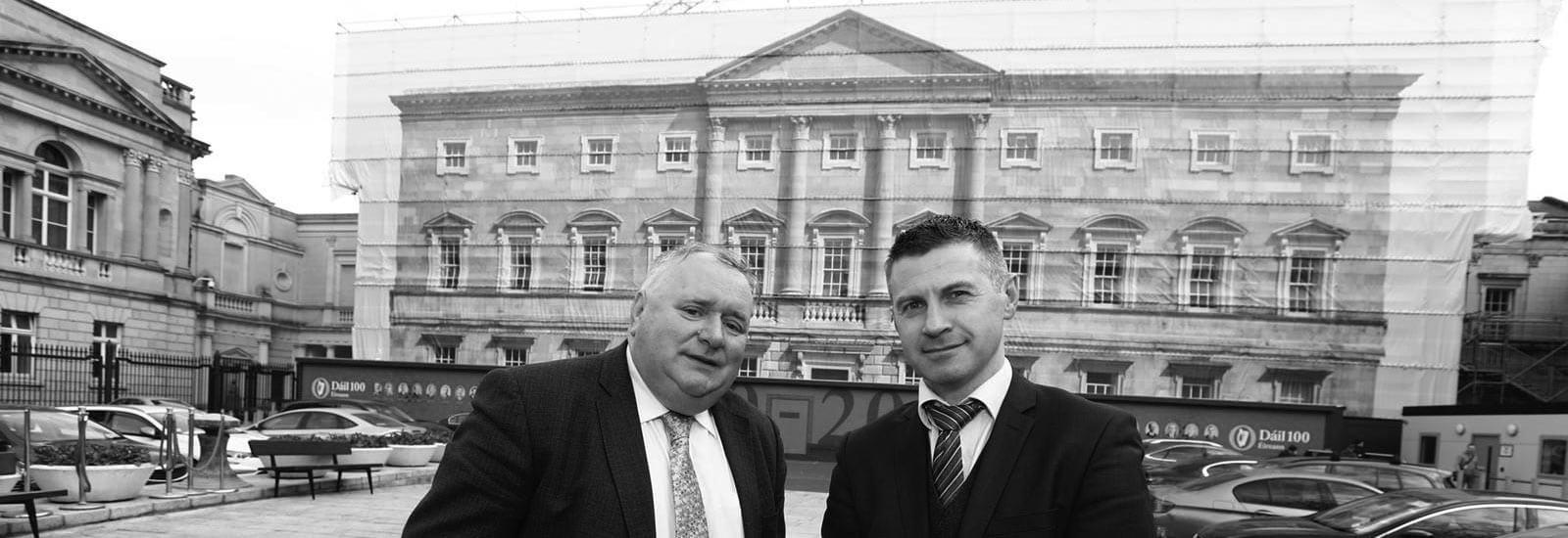 Community Finance Ireland briefing, by Eugene Murphy